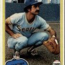 1981 Topps 249 Larry Cox