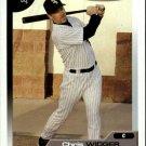2005 Topps Total 162 Chris Widger