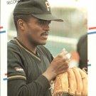 1988 Fleer Glossy 334 Jose Lind