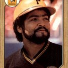 1987 Topps 583 Junior Ortiz