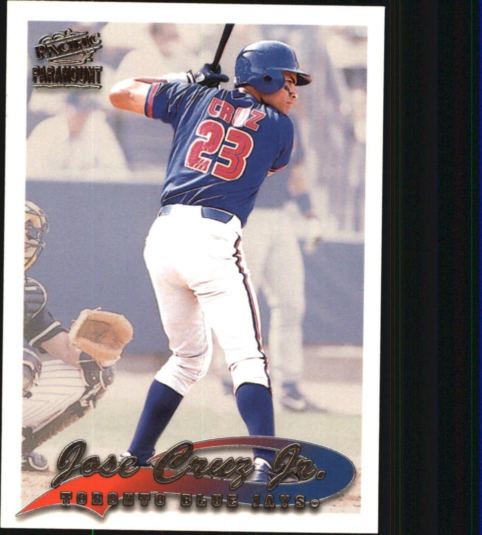 1999 Paramount 242 Jose Cruz Jr.
