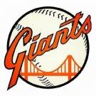1989 Topps San Francisco Giants Baseball Card Team Set