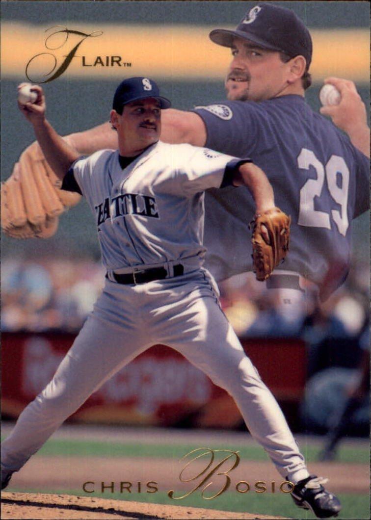 1993 Flair #267 Chris Bosio