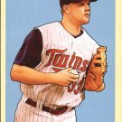 2009 Upper Deck Goudey #119 Justin Morneau