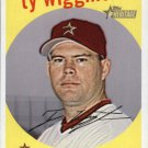 2008 Topps Heritage 330 Ty Wigginton GB SP