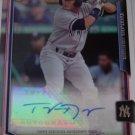 2015 Bowman Prospects Autographs #PATD Taylor Dugas