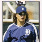 2008 Tigers Topps #DET14 Magglio Ordonez