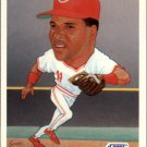 1991 Score 666 Barry Larkin AS UER