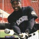 1994 Pinnacle #14 Charlie Hayes