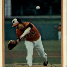 1982 Fleer 165 Mike Flanagan