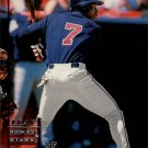 1998 Leaf Rookies and Stars 47 Kenny Lofton