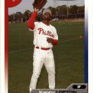 2005 Topps Total 8 Kenny Lofton
