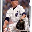 2014 Topps 116 Hiroki Kuroda