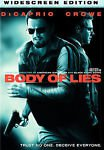 Body of Lies (DVD, 2009, Widescreen)