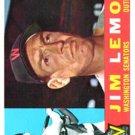 1960 Topps 440 Jim Lemon