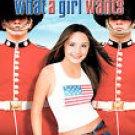 What a Girl Wants (DVD, 2003, Widescreen)
