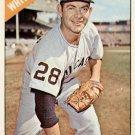 1966 Topps 85 Eddie Fisher