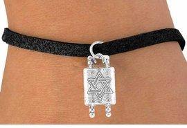 Torah Scrolls Bracelet - 3 Bracelet Choices
