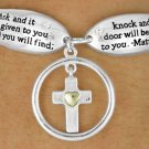 Ask And It Will Be Given To You - Matthew 7:7 Bracelet