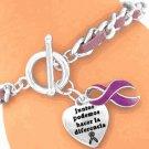 Juntos Podemos Hacer La Diferencia Awareness Charm Bracelet - Spanish Bracelet