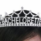 """Bachelorette"" Sparkling Crown - Great Bride to Be Gift!"