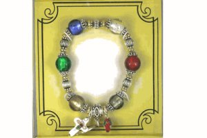 Way of Salvation Christian- Stretch Bracelet