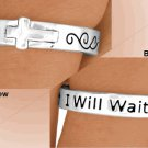 "Purity Ring - True Love Waits ""I Will Wait"" Abstinence Ring Message"