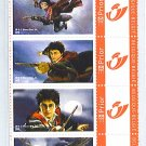 Harry Potter Stamps Prisioner of Azkaban Belgium Mnh