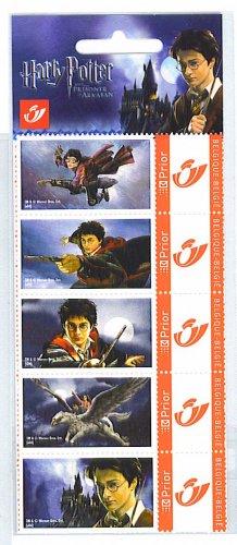 Harry Potter Stamps Prisioner of Azkaban Belgium Mnh