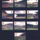 Soccer Stadiums Stamps Euro 2004 Portugal Football Mnh