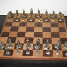 Napolean Brass Chess Set