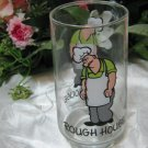 Rough House Kollect-A-Set Glass Coca Cola