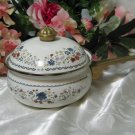 Enamel Saucepan with Lid