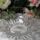 Federal Petal Clear Serving Bowl
