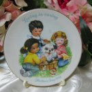 Avon Mothers Day Plate 1989