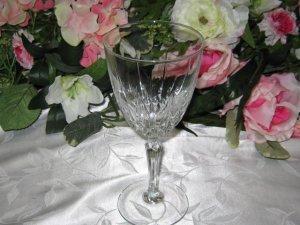 Cristal d'Arques Durand Diamant Claret Wine Glass