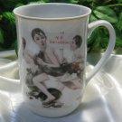 Norman Rockwell No Swimming Mug Cup