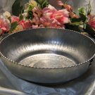 Hammered Aluminum Holder for Casserole Dish
