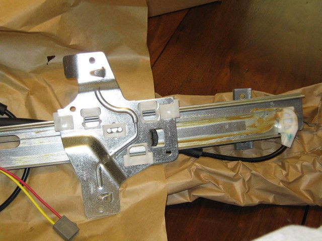 Ford Motorcraft Window Regulator ASY RH 9C2Z1523200A New