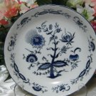 House of Prill Blue Onion Coupe Soup Bowl