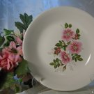 Sabin China Pink Floral Bowl