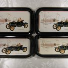 Metal Tray Set 1910 Ford Torpedo Auto