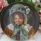 Sara In Green Masterpieces of Impressionism Mary Cassatt Plate