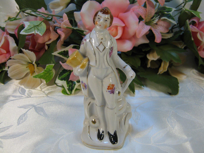 Colonial Man Figurine Japan CF110