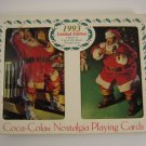 Coca Cola Collectable Tin Playing Cards Tin 1993
