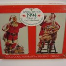 Coca Cola Collectable Tin Playing Cards Tin 1994