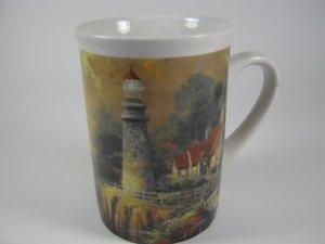 Thomas Kinkade The Light of Peace Mug