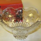 Mikasa Chrismas Night Crystal Bowl