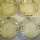 Crown Pottery Berry Bowls Set of 4