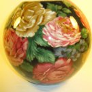 Enesco Floral Vase Bowl Rose